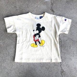 <img class='new_mark_img1' src='https://img.shop-pro.jp/img/new/icons50.gif' style='border:none;display:inline;margin:0px;padding:0px;width:auto;' />Champion KIDS チャンピオン Disney Wide Tee