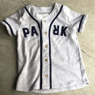 <img class='new_mark_img1' src='https://img.shop-pro.jp/img/new/icons14.gif' style='border:none;display:inline;margin:0px;padding:0px;width:auto;' />THE PARK SHOP BASEBALL BOY SHIRTS