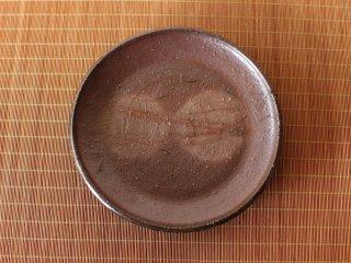 備前焼 皿(17.5cm)
