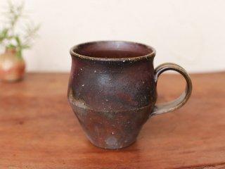 備前焼 コーヒーカップ(野草)
