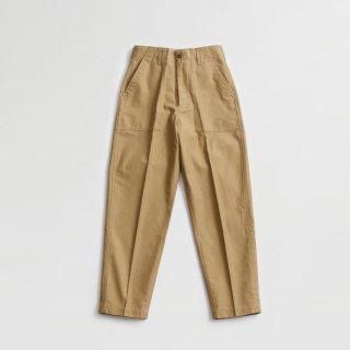 <WEB限定 追加予約>BAKER PANTS(BEIGE)