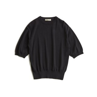 COTTON HALF SLEEVE PULLOVER
