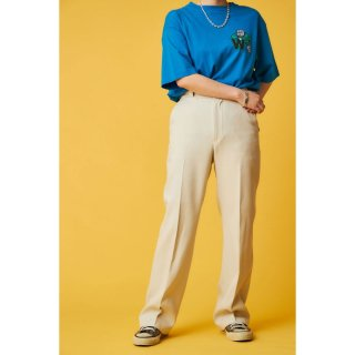 <追加予約>CENTER PRESS PANTS