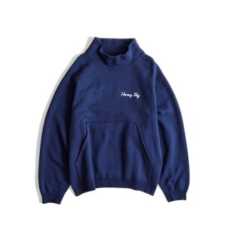 <SALE>HI-NECK SWEAT