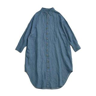 <SALE>WINDY SHIRT DRESS