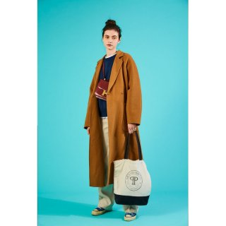 DOUBLE WRAP COAT
