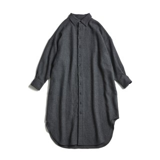 WINDY SHIRT DRESS