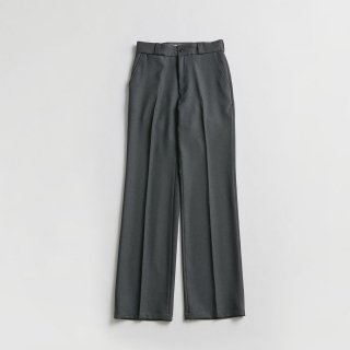 <WEB限定>CENTER PRESS PANTS(CHARCOAL GRAY)