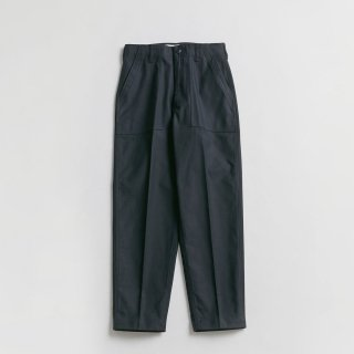 <WEB限定>BAKER PANTS(BLACK)