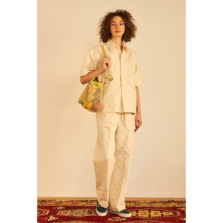 LEAF JACQUARD SHIRT
