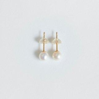 <追加予約>CADEAUX SMALL PEARL EARRINGS