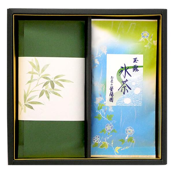 笹の葉と氷茶 八女茶ギフト
