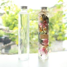 200mlガラスボトル:円柱