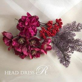 ヘッドドレス:R