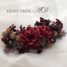ヘッドドレス:AD