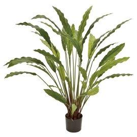 観葉植物 カラテアポット75cm アーティフィシャルフラワー