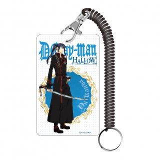 D.Gray-man HALLOW ICカードケース【神田ユウ】