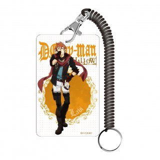 D.Gray-man HALLOW ICカードケース【ラビ】