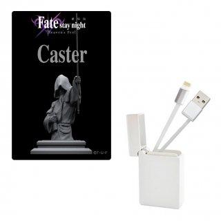 劇場版 Fate/stay night Heaven's Feel BOX収納型 USBケーブル iPhone用 キャスター