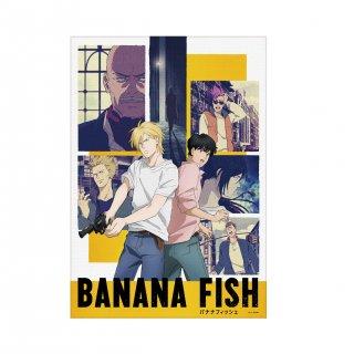 BANANA FISH キャンバスアート