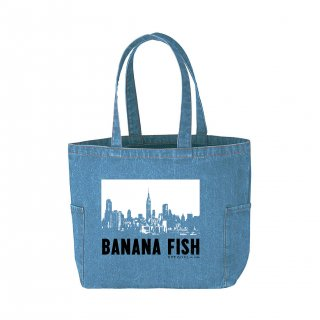 BANANA FISH デニムトートバッグ