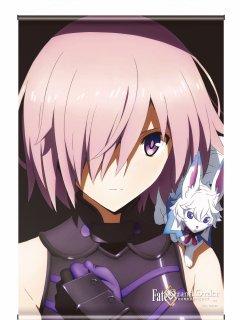 Fate/Grand Order -絶対魔獣戦線バビロニア- タペストリー マシュ・キリエライト