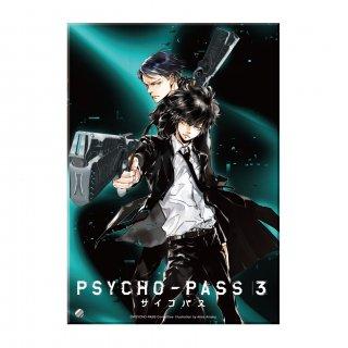 PSYCHO-PASS サイコパス 3 アクリルプレート