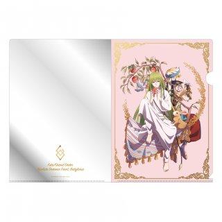 Fate/Grand Order -絶対魔獣戦線バビロニア- クリアファイル ギルガメッシュ&エルキドゥ