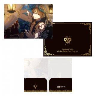 Fate/Grand Order -絶対魔獣戦線バビロニア- Wポケットクリアファイル ギルガメッシュ