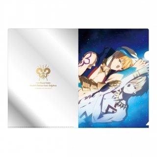Fate/Grand Order -絶対魔獣戦線バビロニア- 箔押しクリアファイル ギルガメッシュ