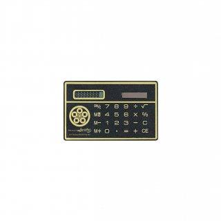 富豪刑事 Balance:UNLIMITED 神戸家家紋入りカード電卓