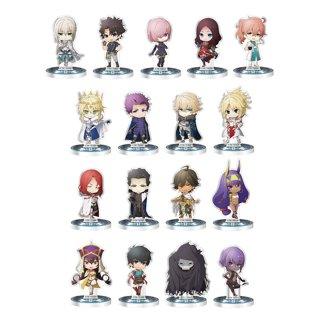 劇場版 Fate/Grand Order -神聖円卓領域キャメロット- 前編 Wandering; Agateram トレーディングミニアクリルスタンド 全17種
