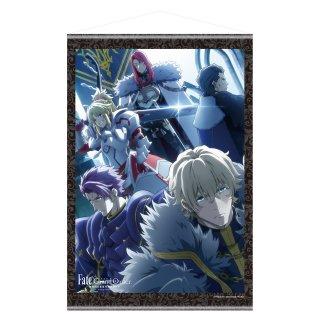 劇場版 Fate/Grand Order -神聖円卓領域キャメロット- 前編 Wandering; Agateram タペストリー≪円卓の騎士≫