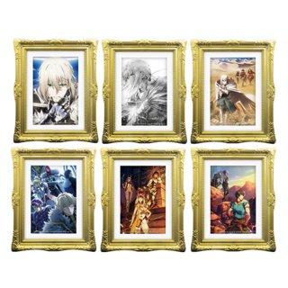劇場版 Fate/Grand Order -神聖円卓領域キャメロット- 前編 Wandering; Agateram トレーディングフレームマグネット 全6種