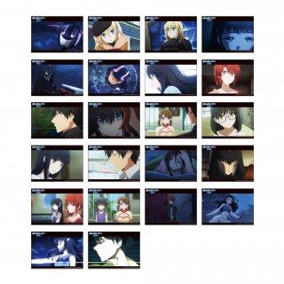 魔法科高校の劣等生 トレーディングブロマイドコレクション Vol.2 全22種(2枚セット)