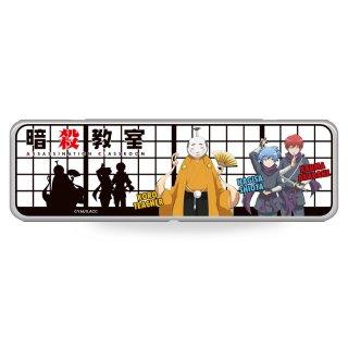【描きおろし】暗殺教室 キャラクター缶ペンケース 殿様&忍者Ver.