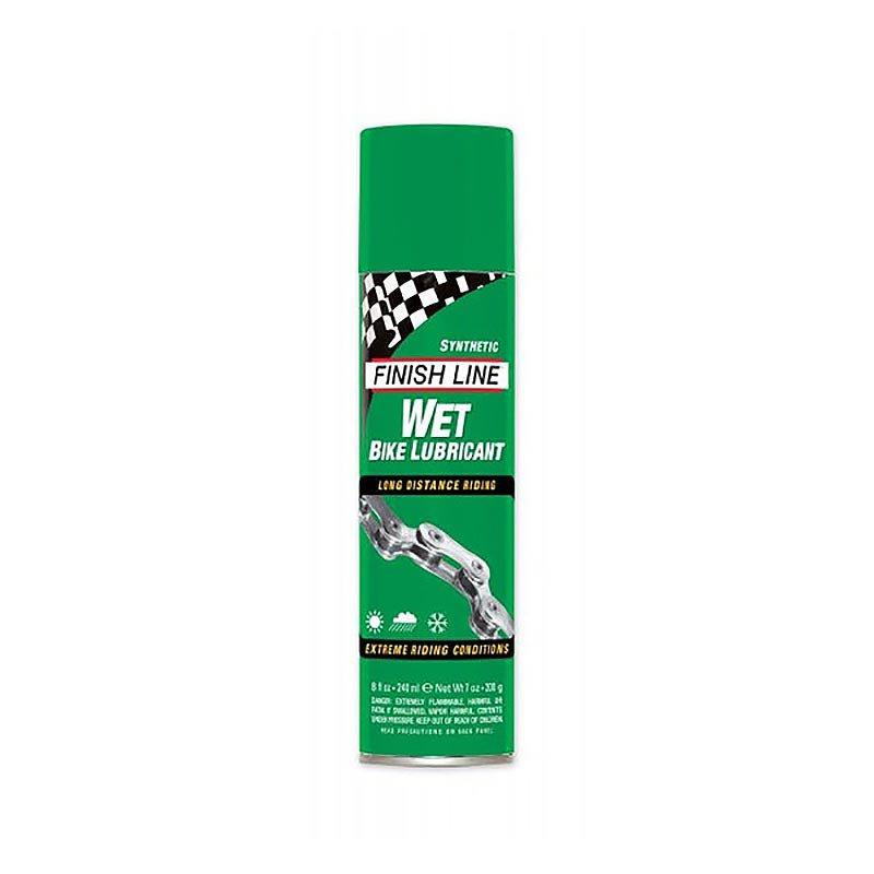【finish line/フィニッシュライン】Cross Country Wet Lube / 240ml