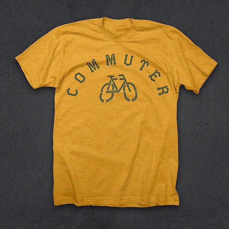 【twinsix/ツインシックス】Commuter Tシャツ