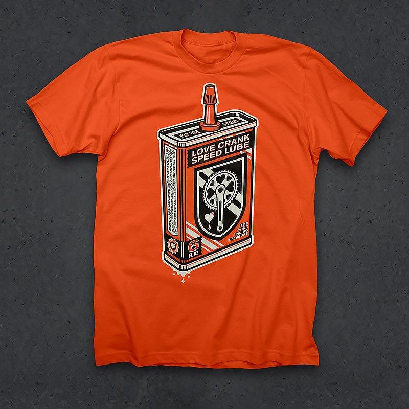 【twinsix/ツインシックス】Love Crank Tシャツ