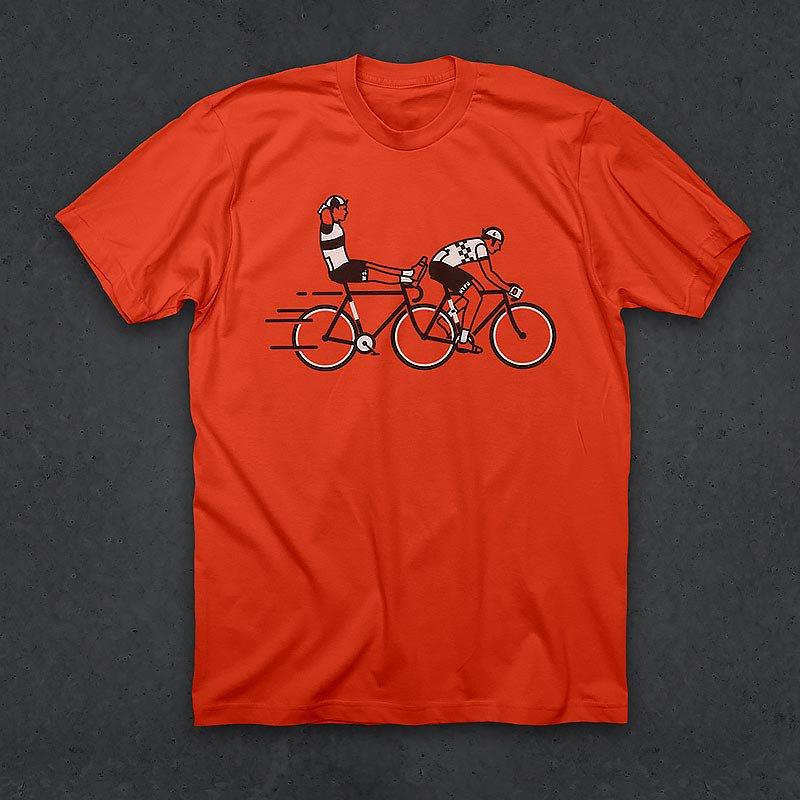 【twinsix/ツインシックス】Wheel Sucker Tシャツ