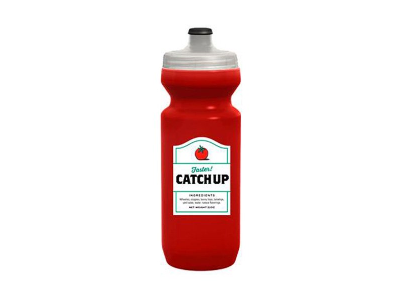 【spurcycle/スパーサイクル】catch up water bottle