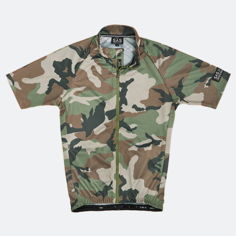 【search and state/サーチアンドステート】LTD S1-A Riding Jersey The Patriot