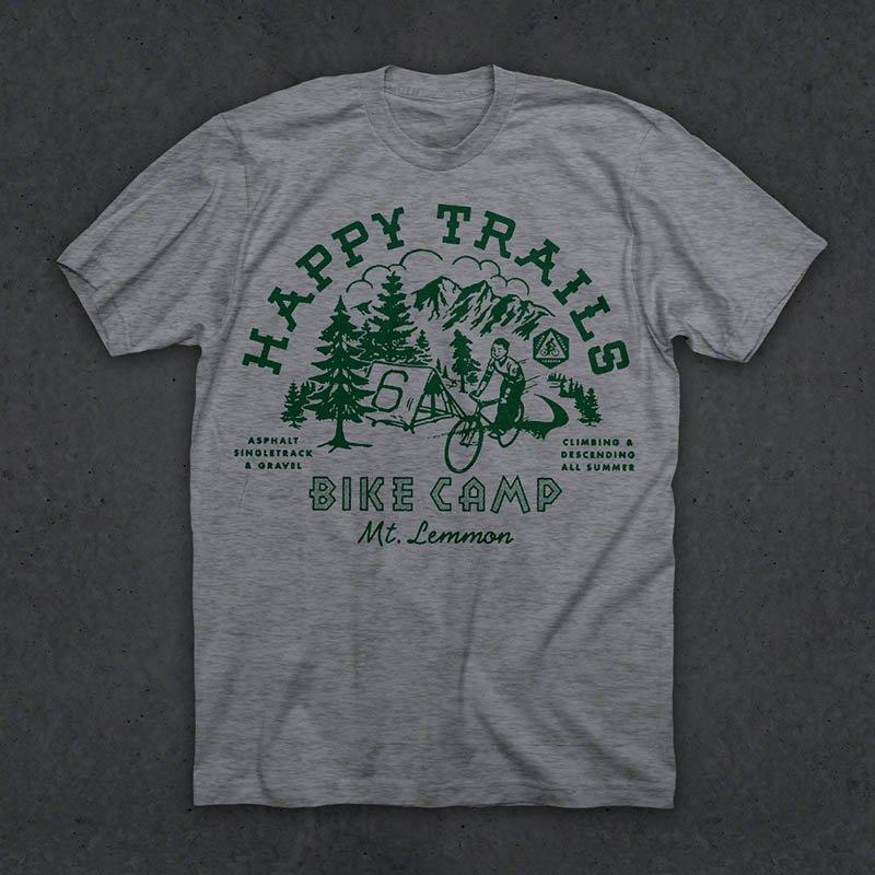 【twinsix/ツインシックス】Happy Trails Tシャツ