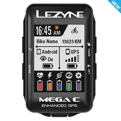 【lezyne/レザイン】MEGA C GPS