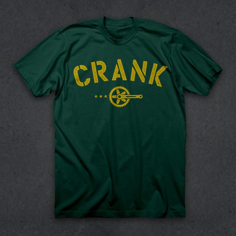 【twinsix/ツインシックス】Crank