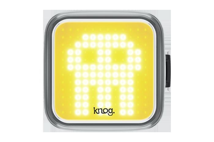 【knog/ノグ】BLINDER front