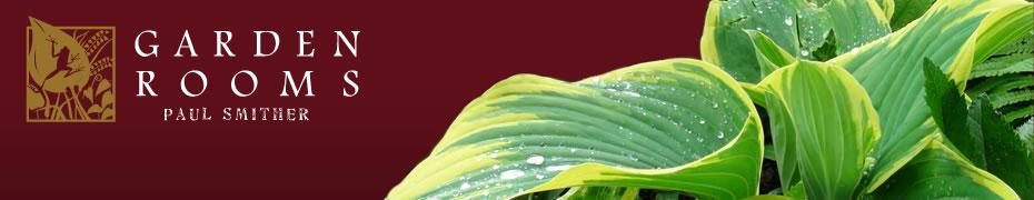 GARDEN ROOMS - ポール・スミザー 自然の韻(うた)が聞こえる庭づくり