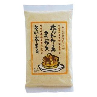 そい・ぷーどるホットケーキミックス+小麦粉(200g)
