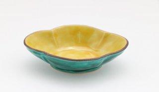 木瓜型色絵小鉢