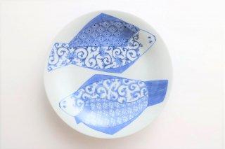 ヒラメ カレー皿